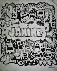 doodle name arts week 2 doodles arts taylors2ddkangjimroy