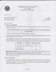 va eligibility va eligibility form gi bill