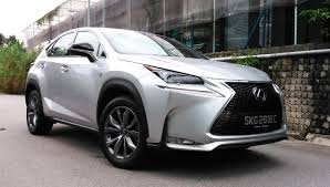 lexus singapore rx car review first lexus turbo model is supremely refined motoring