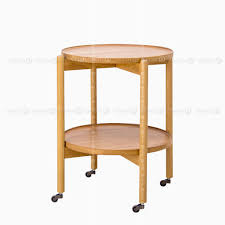 side table on casters solid wood furniture hong kong talon moveable side table with