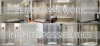 Frameless Shower Doors For Bathtubs Bathtub Enclosure Amazing Sharp Home Design