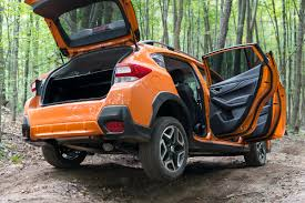 subaru orange crosstrek all new 2018 subaru crosstrek 13 new things you need to know