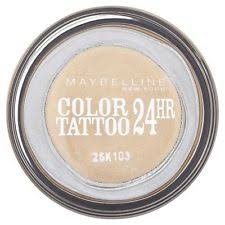 maybelline color tattoo eye shadows ebay
