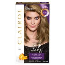 nicen easy color chart clairol expert nice n easy age defy permanent hair color 8a medium