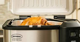 butterball xl prime butterball xl electric turkey fryer only 81 75