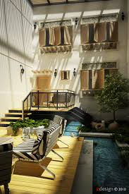 courtyard design and landscaping ideas created by zorrodesign