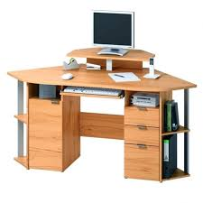 Small Computer Desk Corner Desk Corner Computer Small Ikea Uk Intended For Modern
