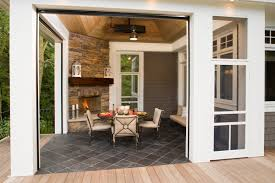 outdoor rooms low key to luxury southview design