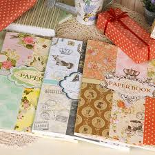 retro wrapping paper retro european decorative background papers vintage gift wrapping