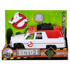 ecto 1 for sale ghostbusters ecto 1 vehicle with mini figure target