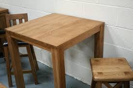 Oak Bar Table Oak Bar Table And Stools Reclaimed Bar Stools Oak Bar Height