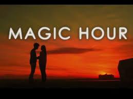 film magic hour ciuman trailer magic hour