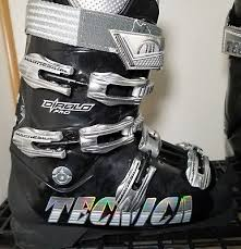 womens size 9 in ski boots tecnica viva mega 6 ski boots womens size 23 5 49 95 picclick