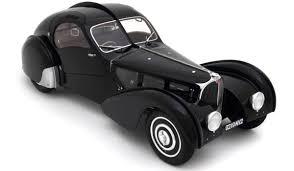 bugatti type 57sc atlantic 1938 scale model cars