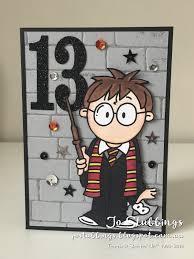 jo u0027s stamping spot magical 13th birthday