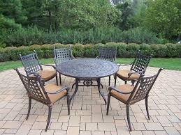 Discount Cast Aluminum Patio Furniture by Furniture Black Cast Aluminum Patio Dining Sets Dining Sets With