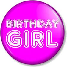 birthday girl pin birthday girl buttons collection on ebay