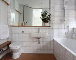 dazzling bathroom designs with shower and tub using undermount