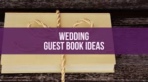 purple wedding guest book wedding guest book ideas ella celebration