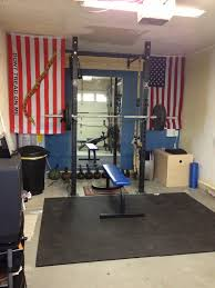garage gym wall ideas home gym plates at home gym equipment