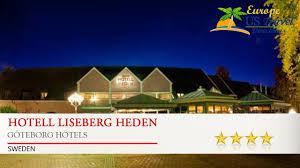 hotell liseberg heden göteborg hotels sweden youtube