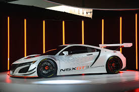 acura nsx gt3 new york 2016 photo gallery autoblog