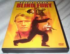 Rutger Hauer Blind Fury Rutger Hauer Dvd Dvds U0026 Blu Ray Discs Ebay