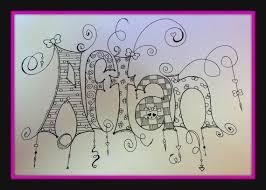 doodle name arts 56 best doodle name images on lettering