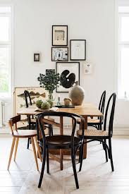 blair center dining table bungalow 15 eclectic dining rooms the fox she chicago fashion