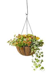 hanging flower planters home design styles