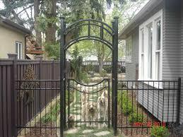 decorative fence panels home u0026 gardens geek
