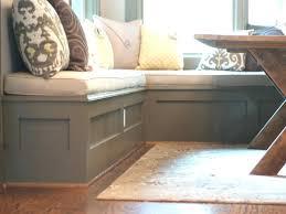 kitchen 10 kitchen storage bench l shaped with abreakfast nook