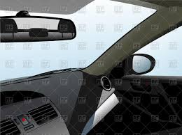 car dashboard car dashboard and interior vector clipart image 62691 u2013 rfclipart