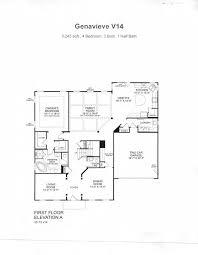 ryan homes genevieve floor plan u2013 meze blog