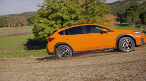 crosstrek subaru orange 2018 subaru crosstrek youtube