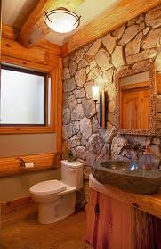 rustic bathroom remodel rustic shower design idea teak wood framed
