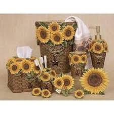 sunflowers decorations home sunflower bathroom decor bathrooms