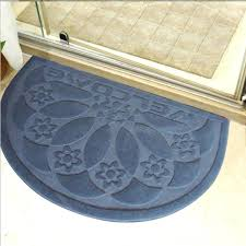 Bathroom Floor Rugs Circle Bath Rugs Circle Shaped Bath Mat Taupe Non Slip