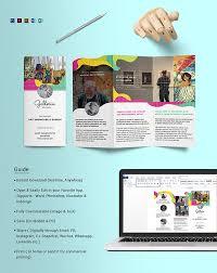 20 simple yet beautiful brochure design inspiration u0026 templates