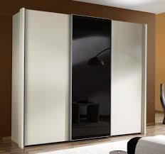 Schlafzimmerschrank Konfigurieren Schwebetüren Kleiderschrank In Schwarz Weiß Swift