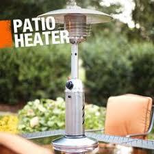 B Q Patio Heaters Mirage 38 200 Btu Bronze Heat Focusing Propane Gas Patio Heater