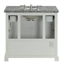 35 Bathroom Vanity Beachcrest Home Mulvey 35 Bathroom Vanity Set With Mirror