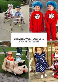 20 halloween costume ideas for twins styleoholic