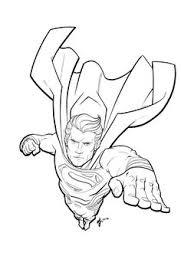 superman u0027s sketch eddybarrows deviantart amazon