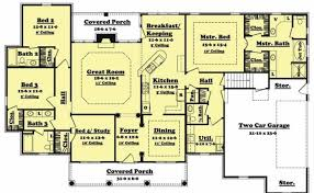 country home floor plans 19 best simple small four bedroom house plans ideas fincala