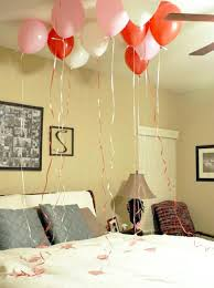 Valentine S Day Bed Decoration by 30 Balloons Valentines Day Ideas Unique Home Decorating Starting