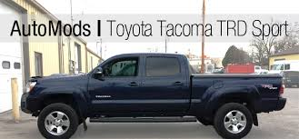 toyota tacoma trd 2013 automodding your 2013 toyota tacoma trd part 1 the streetside