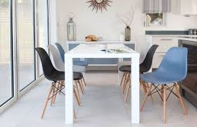 dining chair cool grey dining chairs with solid oak crossed wood