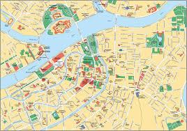 Map St Petersburg Florida by St Petersburg Map My Blog