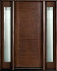 Modern Front Porch Decorating Ideas Front Doors Contemporary Solid Wood Front Doors Modern